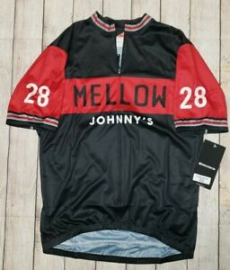 Mellow Johnny's Mens Giordana Lance Armstrong Jersey Iowa 2012 Size XL  NEW