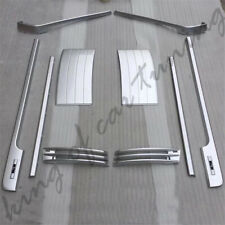 Side Rear Door Vent Grille Bumper Covers Trim Fit for Range Rover 2018 2019 2020
