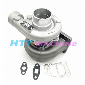 Turbo Turbocharger For New-Holland Tractor 6610 6710 7610 7710 Engine Ford