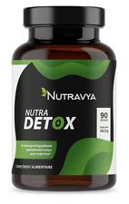 Nutra Detox de Nutravya - 1 Boites de 90 gélules