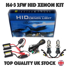 NEW H4-3 35W BI XENON HID CONVERSION SLIM KIT H4-3 HI/LOW 6000K/8000K