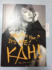 KAHI AFTER SCHOOL Who Are You? (2nd Solo Mini Album) Autographed Signed