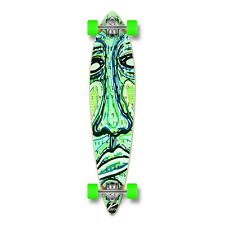 Yocaher Pintail Longboard Complete - Countdown