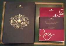 NEW CRANE DOWNTON ABBEY KETTLE NOTE CARDS + FLOURISH NOTE PAD - LOT OF 2