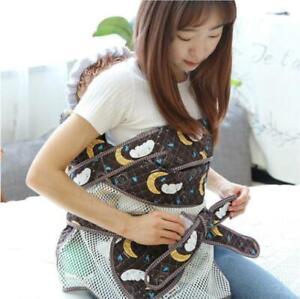 [Podaegi ] Traditional Korea baby summer mesh carrier blanket  Moonlight Brown