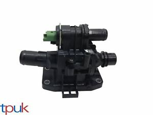 FORD FIESTA FUSION FOCUS CMAX 1.6 TDCI THERMOSTAT HOUSING + SWITCH 2002 - 2009