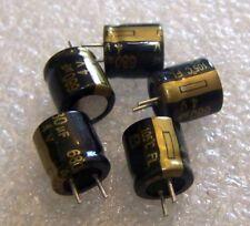 680UF 4V 105°C PANASONIC FL Motherboard LOW ESR Capacitors 8 X 8mm 5 pezzi