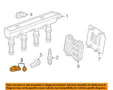 GM OEM-Engine Crankshaft Crank Position Sensor CPS 25195551
