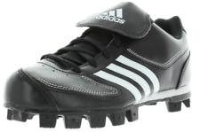 6b46f2867ba Adidas Tater 3 Size 6 M Medium (Y) Youth Kids Baseball Cleat Black White