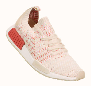 Adidas Originals Nmd R1 PK Primeknit Boost Running Shoes For Women Size 9.5