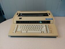 Used Ibm Actionwriter 1 Electric Typewriter For Parts Or Repair Free Shipping