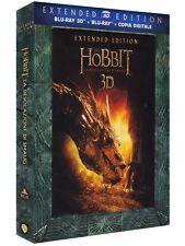 Lo  Hobbit - La Desolazione di Smaug 3D ( Ed. Estesa ) 2 Bluray 3D + 3 Bluray