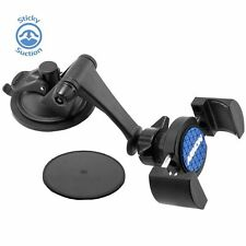 RV179: Arkon RoadVise Car Mount - Sticky Suction Windshield or Dashboard Mount
