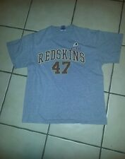 "T-Shirt; M; LOGO:---""REDSKINS  , COOLEY 47""; by NFL PLAYER INC"