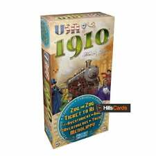 Ticket To Ride USA 1910 Board Game Expansion By Days of Wonder
