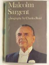 Malcolm Sargent: A Biography, Reid, Charles., Very Good Book