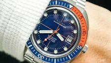 Bulova Men's Oceanographer Devil Diver Automatic watch, 666 feet water resistant