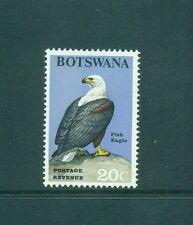Botswana 1967 20c African Fish Eagle Bird MNH SG228