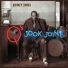 Q's Jook Joint by Quincy Jones (CD, Nov-1995, Qwest)