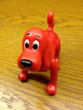 Clifford The Big Red Dog Subway Restaurants Action Figure 2000 3.5""