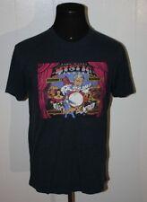 John Hiatt Mystic Pinball Pullover Concert Tee Shirt L