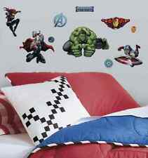 Avengers Hero Wall Stickers Decal, Removable Art Action Sticker, Home Mural New