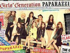 Girls Generation (SNSD) / Paparazzi (CD+DVD Ver.2)  *SEALED* K-POP Free Shipping