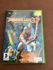 Dragons Lair 3D Return To The Lair Xbox