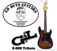 G&L S-500 Tribute