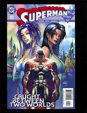 Superman (2nd Ser) #202 NM Turner Godfall Lex Luthor Man of Steel Preview
