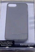 Kensington K39658WW Gel Case for iPhone 5 - Smoke Black