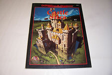 Castle Sites Accessory - AD&D 2nd Edition - Great Shape