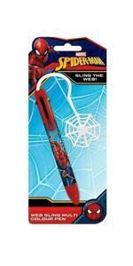 Spider-Man Sling The Web Pen Stationary Marvel Official Stocking Filler