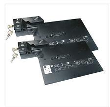 2 Sück Lenovo IBM Docking Typ 2504 für T60,T61, R61,T400,T500 mit Schlüssel.