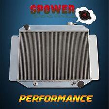 3ROW 56MM Aluminum Radiator For Holden Kingswood HZ HQ HJ HX V8 V6 AT Chev 71-80