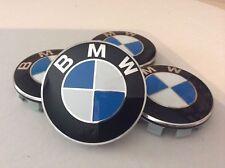4x NEUF BMW 68 mm moyeu Bouchons moyeu jantes couvercle de moyeu de couvercle