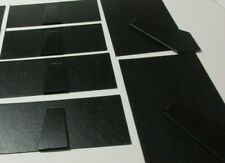 Six easel back replacements for frames Two 8 x 12; Four 5 x 12
