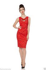 V Neck Wiggle, Pencil Regular Size Dresses for Women