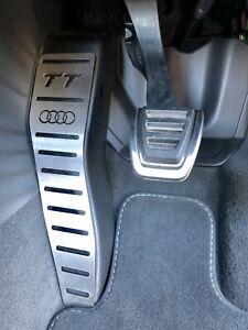 Audi TT Mk3 Manual Dead Pedal Footrest