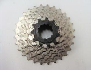 ~ Vintage Shimano CS-HG50 11-28 7 Speed Hyperglide Cassette 600 Deore 105  VGC ~