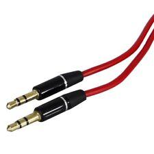 Cavo audio di qualit� schermato 2 jack stereo 1 3,5 mm 70 cm