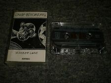 Omar and the Howlers~Monkey Land~1990 Blues Rock~Cassette~FAST SHIPPING!!!!
