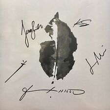 KILLER ROAD SOUNDWALK COLLECTIVE FEAT PATTI SMITH HAND SIGNED AUTOGRAPHED RECORD