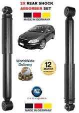 Per FIAT CROMA 194 1.8 1.9 2.2 2.4 06/2005 & GT Multijet 2x REAR SHOCK ABSORBER Set