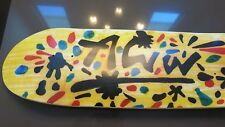 Rare Limited-Edition Tony Alva Skateboard NEW!!!