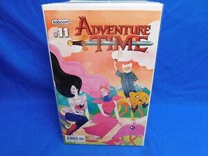 Adventure Time #11 KaBoom Comics 2012 VF/NM Cover B Cartoon Network