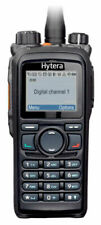 Hytera Pd785g UHF DMR Digital Two Way Radio Walkie Talkie Read Description