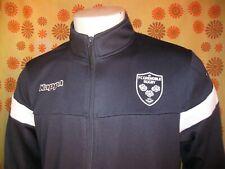 Ancienne VESTE de SURVÊTEMENT KAPPA FC GRENOBLE RUGBY CLUB TXL Maillot
