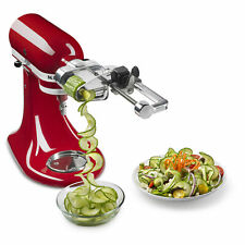 KitchenAid Spiralizer Thin Durable Blade Set High Quality Product Free Shipping