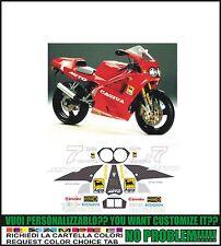 kit adesivi stickers compatibili  mito eddie lawson 1993